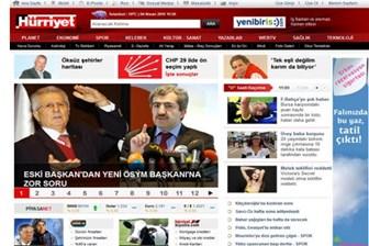 Hürriyet o listeyi yargıya taşıyor: Türkiye'nin en çok ziyaret edilen haber sitesi biziz!