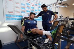 Fenerbahçe'de Evkur Yeni Malatyaspor maçı hazırlıkları