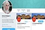 Emine Erdoğan Twitter'da ilk paylaşımını yaptı