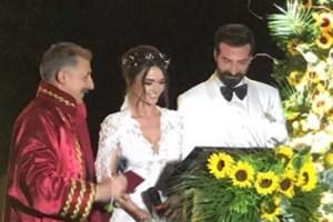 Hande Soral ile İsmail Demirci evlendi!