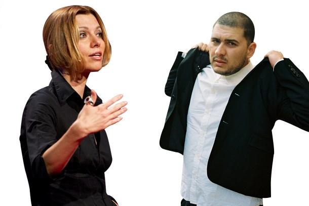 Oray Eğin, Elif Şafak'ı topa tuttu: Bu kadar kurnazlık ve hesap Gülben Ergen de bile yoktu!