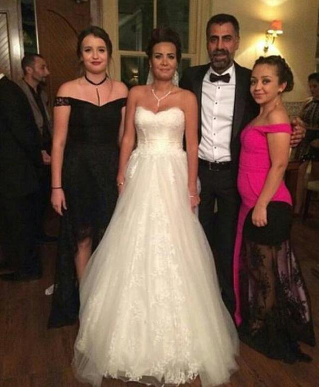 Kurtlar Vadisi'nin Abdülhey'i ikinci kez evlendi