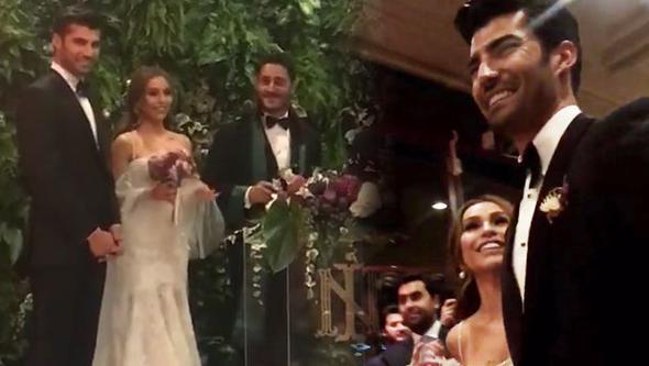 Ezel'in Ömer'i evlendi!
