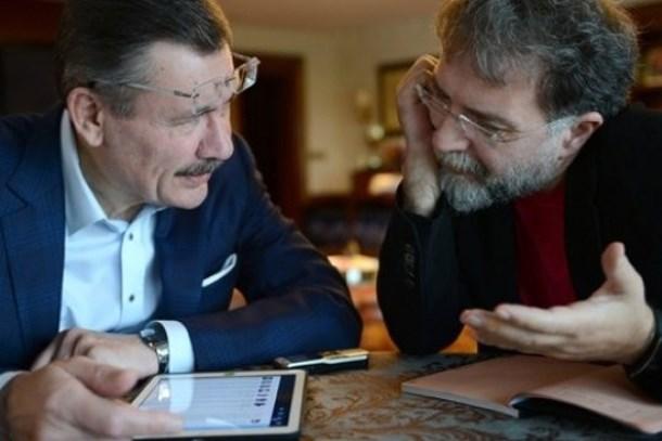 Ahmet Hakan'dan Melih Gökçek'e şarkı tavsiyeleri: 'Kaderin böylesine yazıklar olsun'