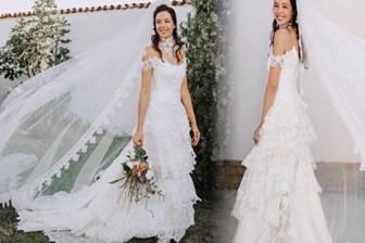 Cemil İpekçi'den Azra Akın itirafı: Düğünde gelinliğini parçaladı!