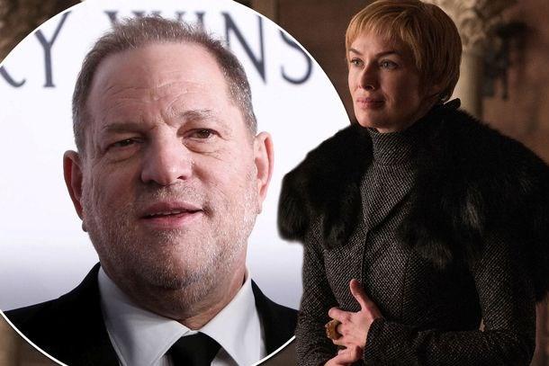 Game of Thrones oyuncusu da Weinstein'in tacizine uğradığını açıkladı!