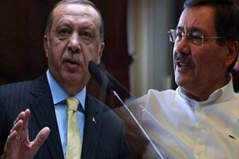Cumhurbaşkanı Erdoğan Melih Gökçek'i resmen uyardı: İstifa etmezse bedeli ağır olur!