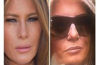 Melania Trump vücut dublörü mü kullanıyor?
