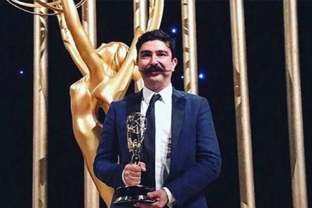 'Emmy' kazandı, fotoğrafını bile paylaşmadı!