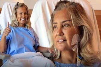 Ameliyatı 11 saat sürmüştü! İşte Bahar Öztan'ın son durumu