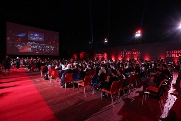 Antalya Film Festivali'nde