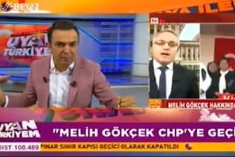 Mahallede kavga patladı! Beyaz TV sunucusundan Akit muhabirine: Bu haberi sana yedirtmezsem...