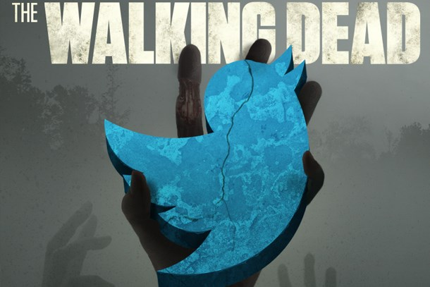 The Walking Dead hayranları Twitter'ı salladı!