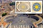 Yeni Söz'den fotoşoplu manşet! İYİ Parti logosunu Vatikan'a bağladı!