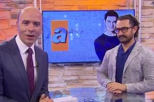 Aamir Khan Kim Milyoner Olmak İster?'de yarışacak