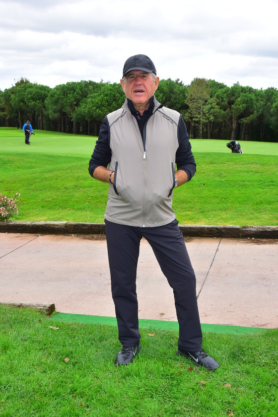 Golfçüler turnuvada buluştu