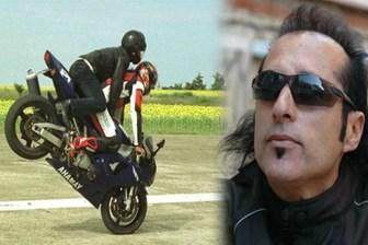 'Tek Teker Arif' ile kız arkadaşı feci kazada hayatını kaybetti!