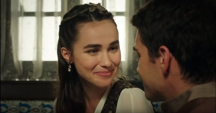 Muhteşem Yüzyıl Kösem'in Şayeste Hatun'u boşanıyor