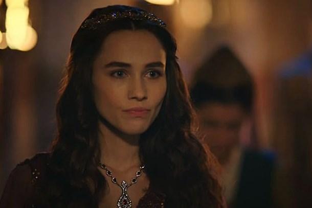 Muhteşem Yüzyıl Kösem'in Şayeste Hatun'u boşanıyor!