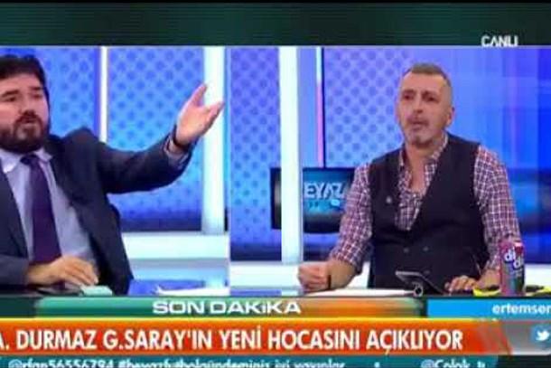 Rasim Ozan'dan canlı yayında şoke eden sözler: Kusturmalı Boşnak saksosu!