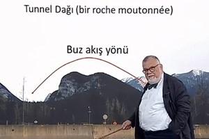 Canlı yayında Tunnel Dağı popoya benzetildi