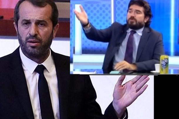 Rasim Ozan Kütahyalı Saffet Sancaklı'yı çıldırttı: Şerefsiz oğlu şerefsiz!