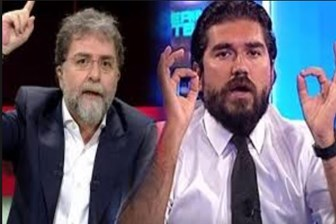 Ahmet Hakan ayağının tozuyla ROK'a çaktı: Türkiye'de asla rezil olmazsınız!
