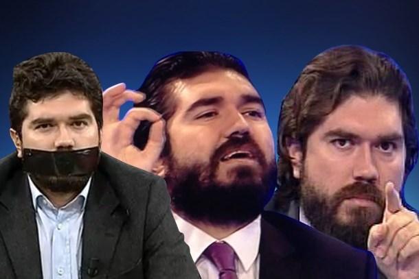 Ahmet Hakan Rasim Ozan Kütahyalı'yı topa tuttu: Müjde! Tetikçi şebelekler dönemi bitti!
