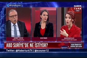 Nagehan Alçı ile Ahmet Yavuz canlı yayında kapıştı: O katille empati yapamam!
