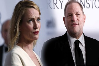 Uma Thurman'dan tacizcisi Harvey Weinstein'a olay mesaj: Umarım yavaş yavaş ölürsün!