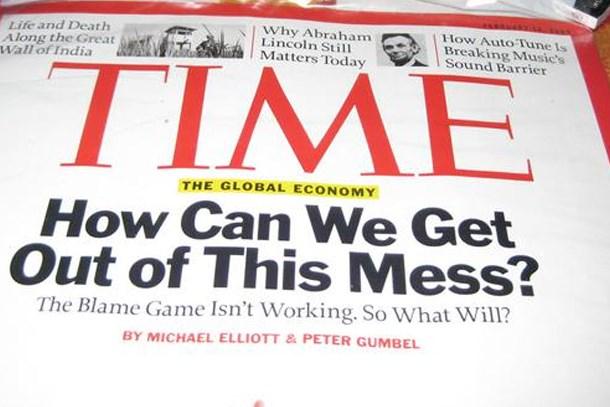 Medyada dev birleşme! Time dergisi 2.8 milyar dolara satıldı!