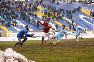 Zeljeznicar, Saraybosna'yı yendi