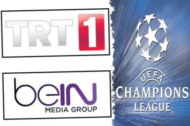 Yayın ihalesi kafaları karıştırdı! Şampiyonlar Ligi maçları TRT'de olacak mı?