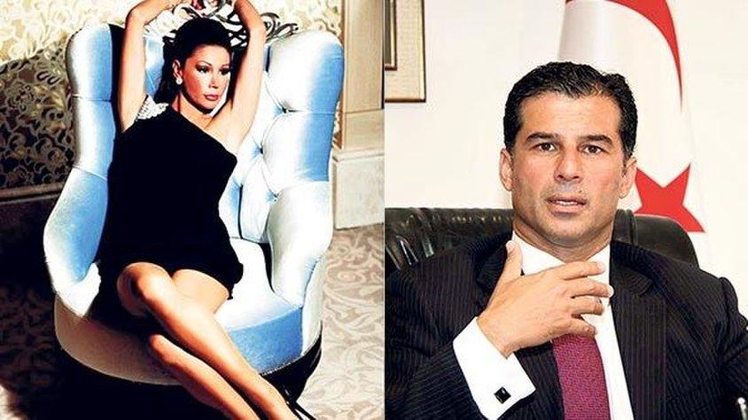Ünlü manken, evli KKTC Başbakanı'ndan hamile kaldı!