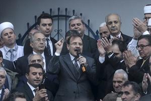Başbakan Yardımcısı Çavuşoğlu Batı Trakya'da