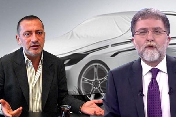 Fatih Altaylı'dan Ahmet Hakan'a oyuncak araba tepkisi: Her büyük gelişme hayalle başlar