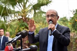 Kalkınma Bakanı Elvan Mersin'de: