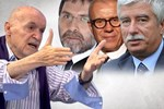 Hıncal Uluç, Ertuğrul Özkök ile Ahmet Hakan'ı topa tuttu: Faruk Bildirici kelle koltukta savaşıyor!
