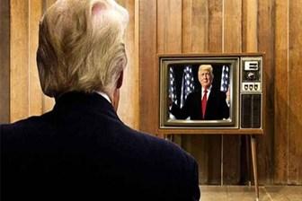Beyaz Saray'da kumanda Donald Trump'ta: Günde 8 saat televizyon izliyor