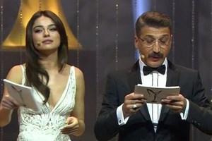 Cem Davran'ın 'tuvalet camı' göndermesi Hande Ataizi'ni çıldırttı!