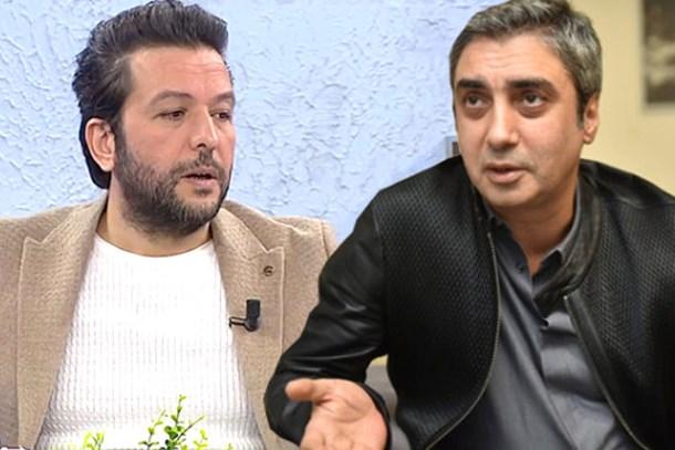 Nihat Doğan, canlı yayında Necati Şaşmaz'a patladı: Ancak filmlerde vatan kurtarırsın!