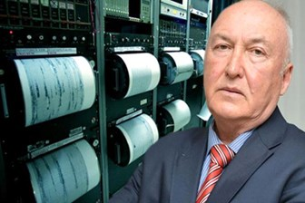 TRT'den deprem uzmanı profesöre şok sansür: Kes, kes, kes!