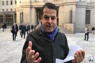 Cüneyt Özdemir: FETÖ'cü hesaplar, Sarraf - Atilla davasını objektif aktardığım için beni linç ediyor!