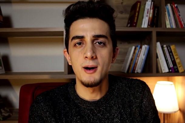YouTube fenomeni Muhammet Ruhi Çenet kaza geçirdi!