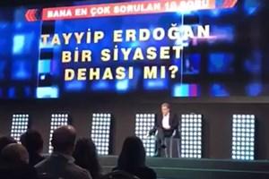Ahmet Hakan: Erdoğan siyaset dehası değil, rakipleri siyaset fukarası