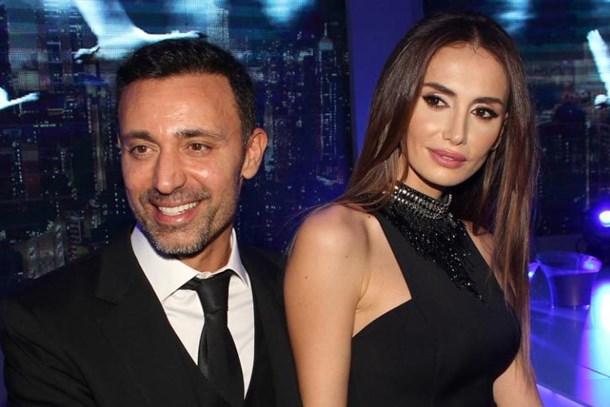 Mustafa Sandal'dan 'boşanıyorlar' haberlerine yanıt! Emina Sandal ile...