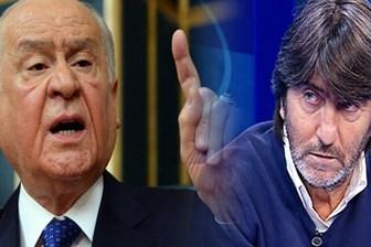 Bahçeli'den Rıdvan Dilmen'e sert 'Deniz Gezmiş' tepkisi: 'Şeytanlığını siyasete taşımasın'