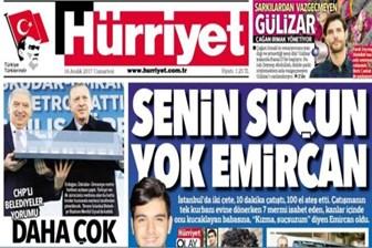 Hürriyet Gazetesi'nde skandal hata! Sadık Albayrak yerine...(Medyaradar/Özel)