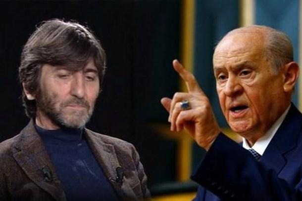 Rıdvan Dilmen'den Bahçeli'nin eleştirilerine yanıt: Ben ne şeytanım, ne de yalakayım!