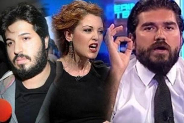 Hükümete yakın yazardan şok iddia: 'ROK ve Nagehan Alçı Zarrab'tan para mı aldı?'